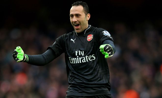 Fenerbahce prepare £3.2m offer for Arsenal goalkeeper David Ospina.