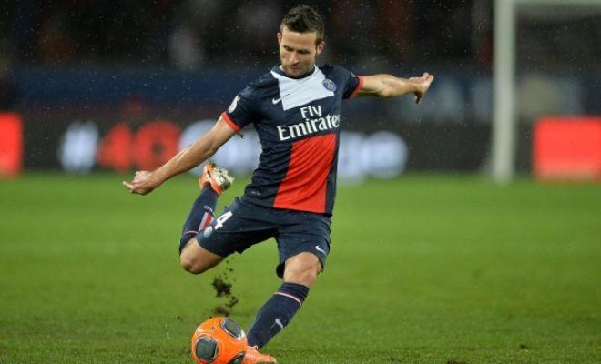 Paris Saint-Germain midfielder Yohan Cabaye is being chased by Tottenham Hotspur.