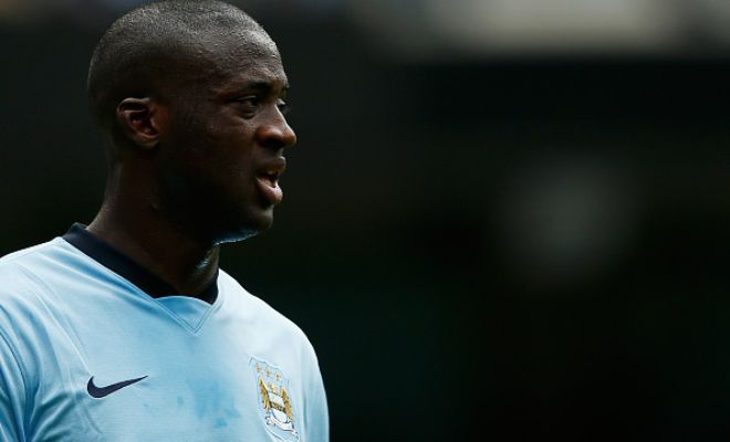 Yaya Toure confirms that he will stay at Manchester City for another season. [Manchester Evening News]