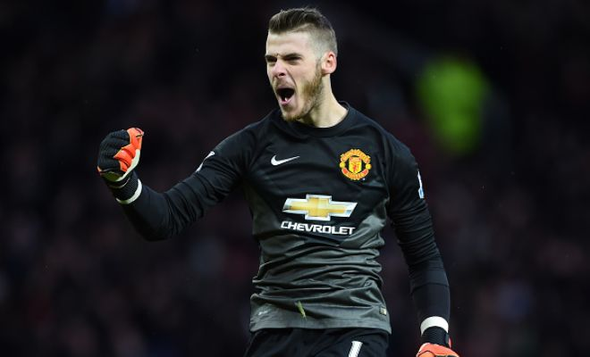 Manchester United have lowered their demand for David De Gea and will settle for £25million. (Mirror)