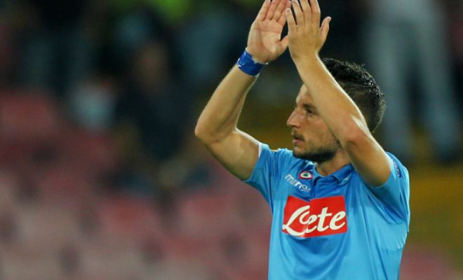 Napoli and Inter Milan are considering exchanging Fredy Guarin and Dries Mertens. (Football Italia)