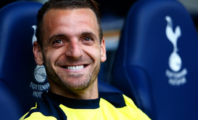 Tottenham will allow Roberto Soldado to join Sevilla for a much lower price than what they had to pay for the Spaniard when he joined them back in 2013 for £26million. (Superdeporte)