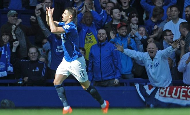 A £7 million bid from Tottenham awaits for Everton midfielder Kevin Mirallas. (Mirror)