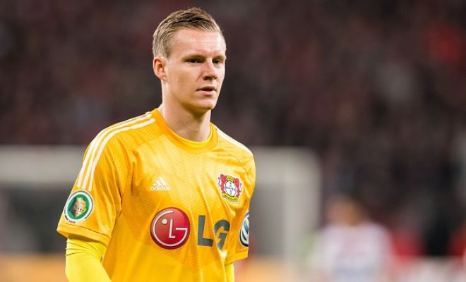Bernd Leno is being regarded as a possible plan B if Real Madrid fail to seal a deal with Manchester United for goalkeeper David de Gea.