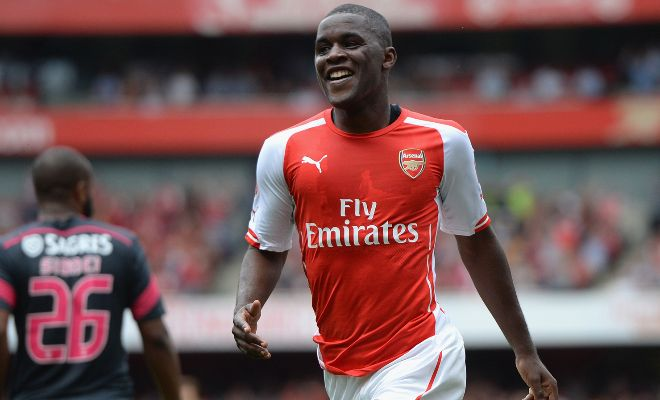 Real Sociedad are preparing an offer for 23-year-old Arsenal forward Joel Campbell. [The Times]