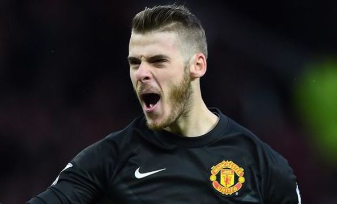 Manchester United will not compromise over their £35m valuation of goalkeeper David De Gea. [Mirror]