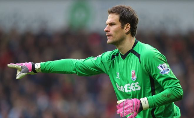 Chelsea's £6million bid for Asmir Begovic has been turned down by Stoke City. Begovic is being regarded as Cech's replacement. (Daily Mail)
