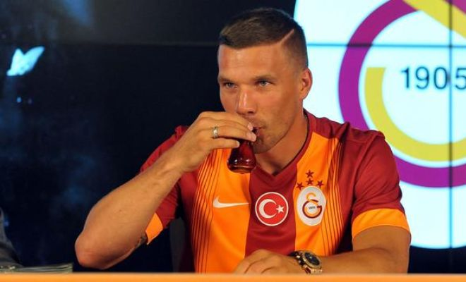 Lukas Podolski has joined Turkish club Galatasaray from Arsenal on a 3-year deal with the option of a fourth year. The Turkish club paid £1.8m up-front to Arsenal and will pay £2.1m per season over the next three years .