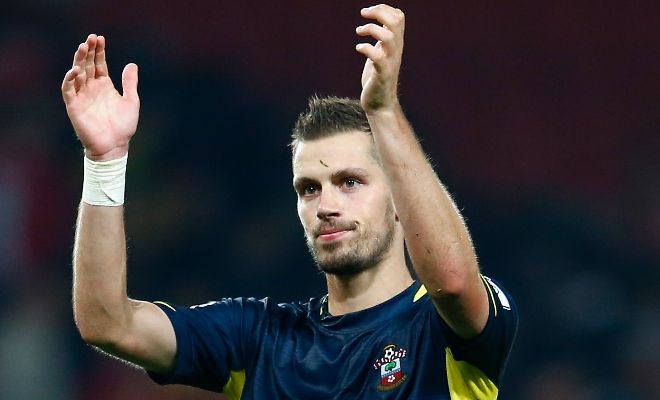 Manchester United are reportedly lining up a second offer for Southampton midfielder Morgan Schneiderlin after the first bid of £20 million was rejected [Guardian]
