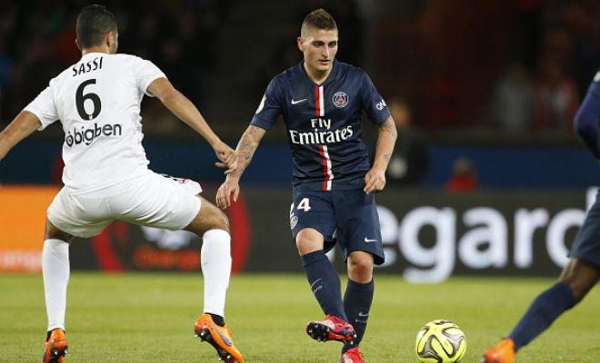Barcelona Presidential candidate Toni Freixa had a meeting with Paris Saint-Germain midfielder Marco Verratti's agent. (​AS)