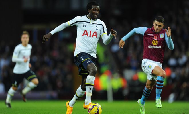 Talks of Aston Villa signing Tottenham striker Emmanuel Adebayor have broken down. [Mirror]