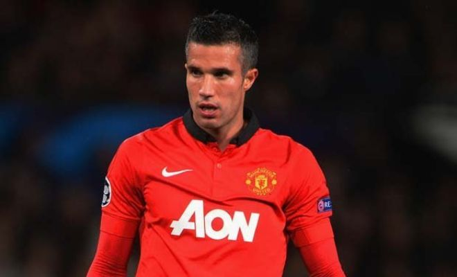 Manchester United striker Robin van Persie to join Lazio move on a four-year deal. [Daily Star]