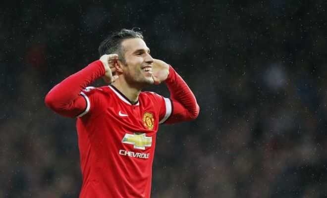 According to Robin van Persie, Manchester United will spend about £200 again this summer. [Mirror]
