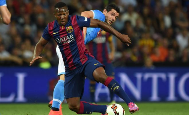 19-year-old Adama Traore wants to leave FC Barcelona and is close to signing with Aston Villa. [Sky Sports]