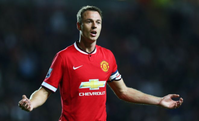 Everton are looking at Manchester United defender Jonny Evans as a possible replacement for John Stones if the latter leaves the club this summer. [Metro]