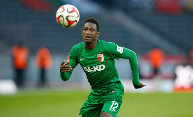 Augsburg full-back Baba Rahman is set to join Premier League champions ​Chelsea for £21.7m. [Daily Express]
