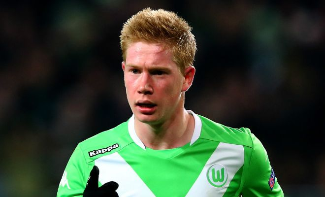 Belgian midfielder Kevin De Bruyne has made up his mind to join Manchester City after a fresh bid of £47m from them. [Manchester Evening News]