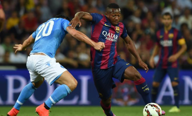 Aston Villa are very close to signing Adama Traore from FC Barcelona for £12m. [Daily Mail]