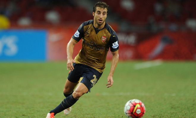 Arsenal have told Mathieu Flamini that he can leave the club. [GOAL]
