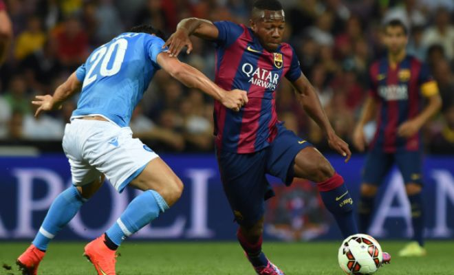 Barcelona man Adama Traore has passed a medical at Aston Villa The wanted forward wants to play first-team football this season and has his heart set on a Premier League move.