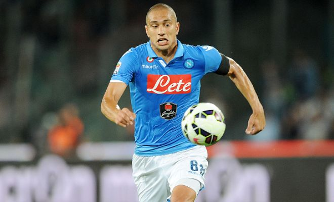 Leicester City has won against Schalke in signing Napoli midfielder Gokhan Inler ; £3m fee