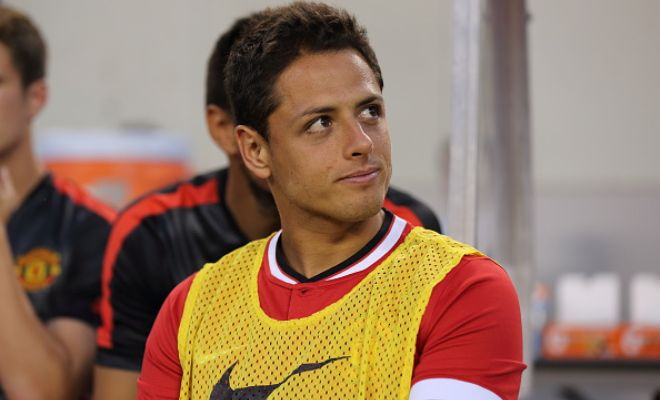 Javier Hernandez is one of a DOZEN strikers on West Ham's hitlist. [ London Evening Standard ]