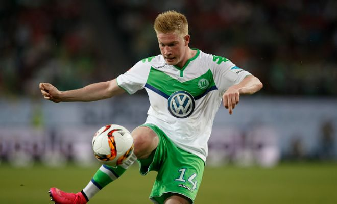 Manchester City has made another Bid for Kevin de Bruyne.