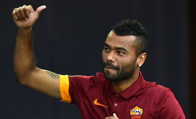 AS Roma have terminated Ashley Cole's contract early. [Guardian]