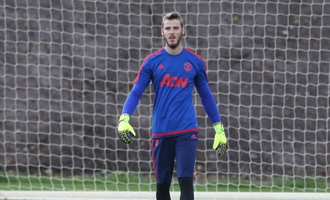 David De Gea has returned to training, but it's unlikely that Louis van Gaal will drop Sergio Romero for the match against Club Brugge. [Metro]
