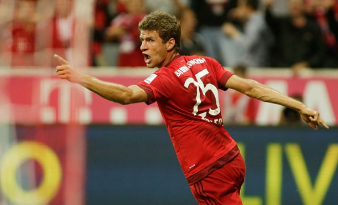 Thomas Muller has apparently expressed his desire to join old boss Louis van Gaal at Manchester United. [Sunday Express]