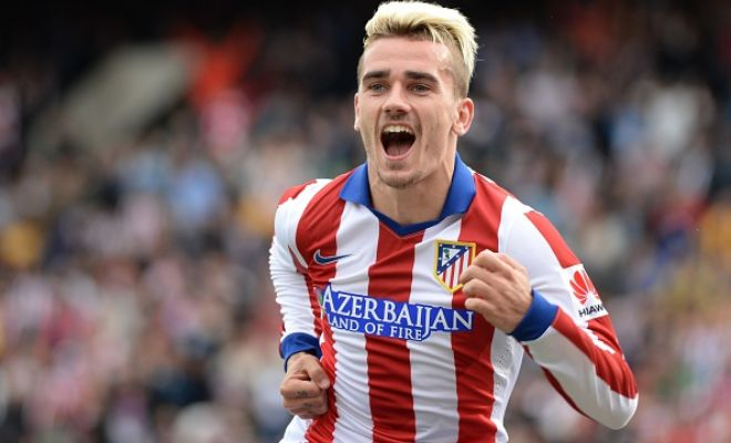 Atletico Madrid have upped Frenchman Antoine Griezmann's release clause to €80m as the attacker continues to draw interest from top European clubs. [Marca]
