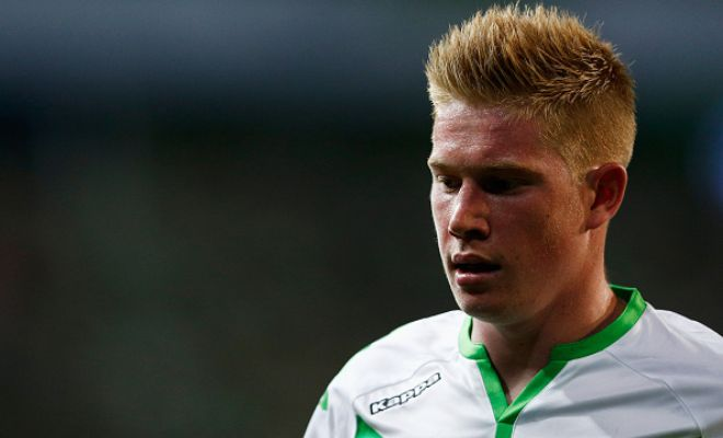 Kevin De Bruyne's agent has played down suggestions that his client is ready to stay at Wolfsburg. [Daily Mail]