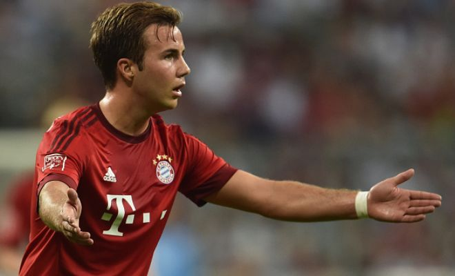 Mario Götze is not best pleased with his role at Bayern Munich and sees Arsenal as a possible destination. [Daily Express]