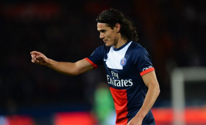 Arsenal, who are said to be in the market for a striker, will have to shell out £35m if they want to buy Edinson Cavani from Paris St-Germain. [Eurosport]