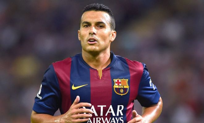 Manchester United have already convinced Pedro to join them this summer, the Barcelona player's mother has revealed. [Daily Mail]