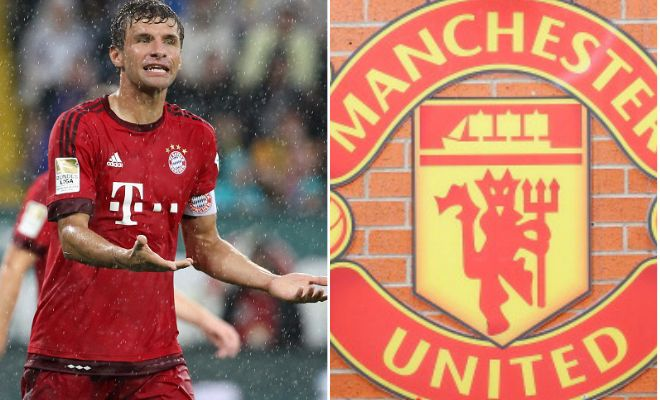 Manchester United will offer Thomas Müller £1m-a-month if he signs for the club this summer. [ Daily Star ]