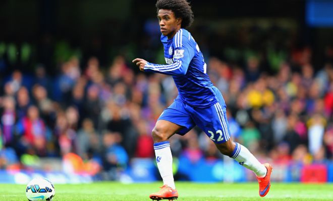 Jose Mourinho has said that Willian is not leaving Chelsea despite reports suggesting Juventus are interested. [ Skysport ]
