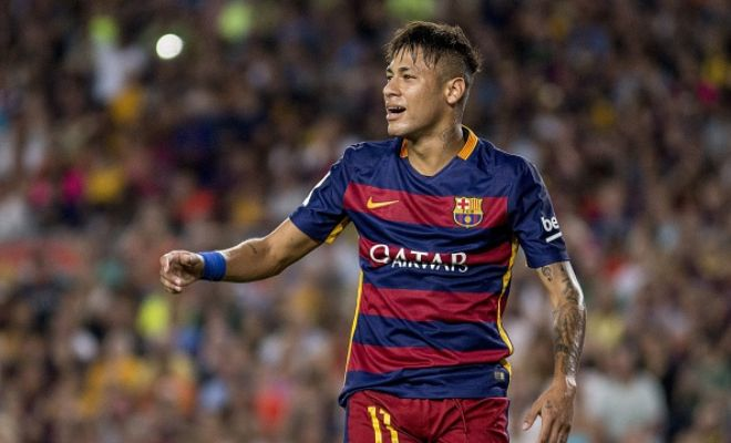 Neymar has been the subject of interest from Manchester United this summer. [Sun]