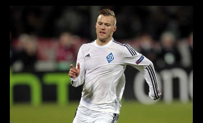 Andriy Yarmolenko set to complete Everton switch in a £15m deal [Sunday Mirror]