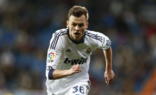 Liverpool are keen on signing Russian winger Denis Cheryshev from Real Madrid for £14.9m. [Daily Telegraph]