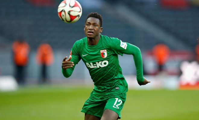 Chelsea's chances of landing Baba Rahman have been boosted after Augsburg signed a replacement for the Ghanaian defender. The German club have confirmed the capture of Karlsruhe left-back Philipp Max, paving the way for Rahman to join the Blues. Chelsea have also been considering a move for Tottenham's Danny Rose.