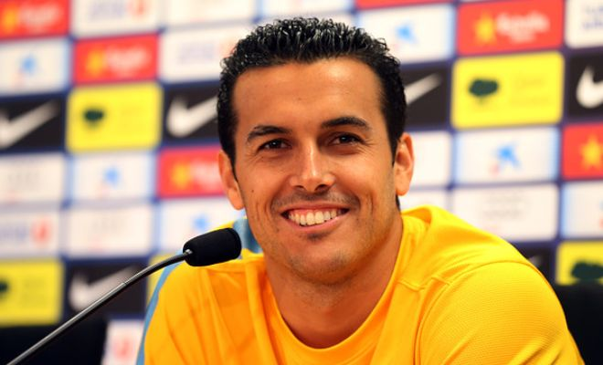 Manchester United seal a £22m deal for Barcelona winger Pedro. However, Barcelona will release the player only after Sevilla match.