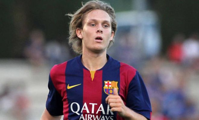 Barcelona will send Croatian starlet Alen Halilovic out on loan, reports Mundo Deportivo