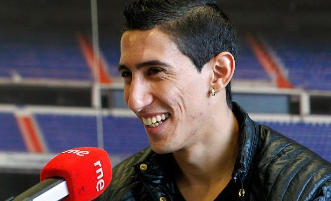 Angel Di Maria says he is 'very happy' to join PSG as his move from Manchester United to the French capital nears completion.  The Argentina international has completed his medical at the Ligue 1 club with the deal expected to be completed in the next couple of days...
