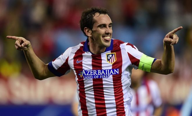 Diego Godin has refused a move to Manchester City after the Citizens triggered his release clause which is £28m . [Marca]