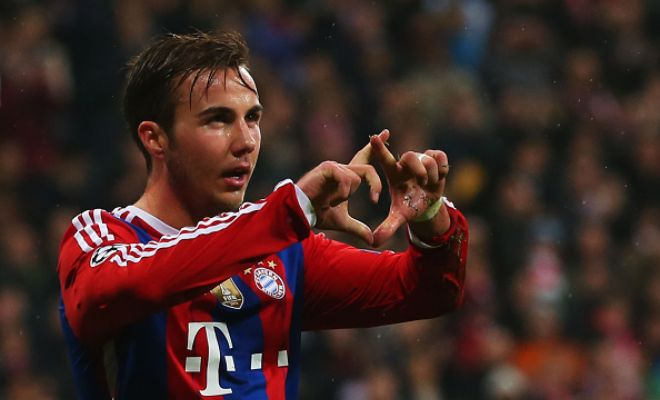 Arsenal and Manchester United are keen on signing Mario Gotze, with the German midfielder's agent indicating that he could leave Bayern Munich. [Tuttosport]