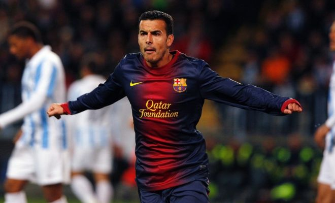 Chelsea are interested in signing Barcelona forward Pedro, who has faced limited game time after the Catalan club signed Luis Suarez last summer. [Sport]