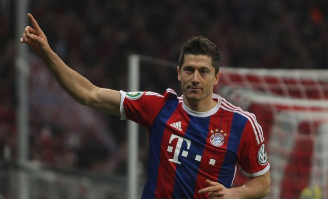 Robert Lewandowski is a top target for Manchester United as the Red Devils aim to continue their spending spree this summer. [Daily Telegraph]