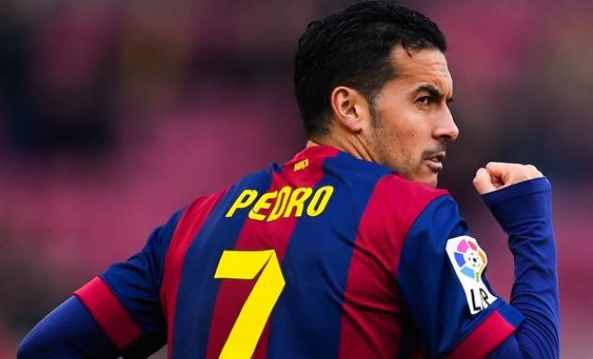 Chelsea are all set to match Pedro's release fee which is £22m to get the Spanish forward to London. [Daily Star]