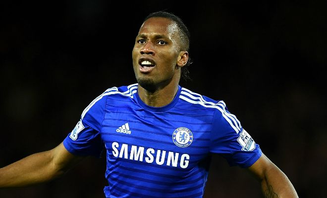 Former Chelsea striker Didier Drogba is on his way to MLS. [ESPN FC]